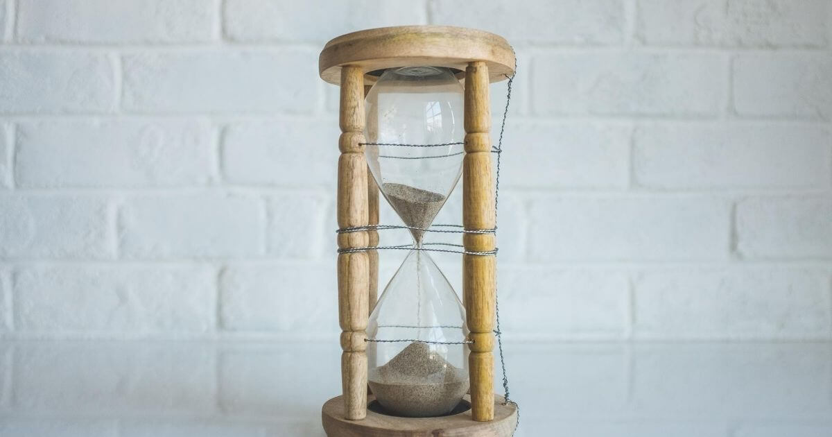 時間のイメージ